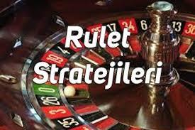 Canli Rulet Stratejisi