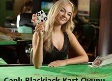 Canlı Blackjack Kart oyna